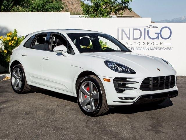 2018 Porsche Macan Turbo Best New Cars For 2018